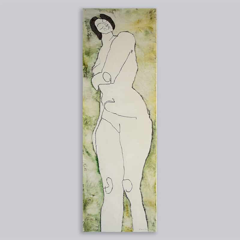 Schilderij She