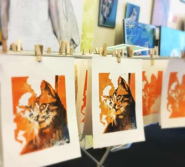 Workshop Linoleum Eindhoven