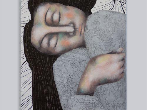 Schilderij Desire II
