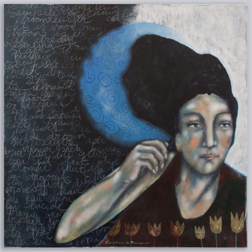 Schilderij Dreamescape