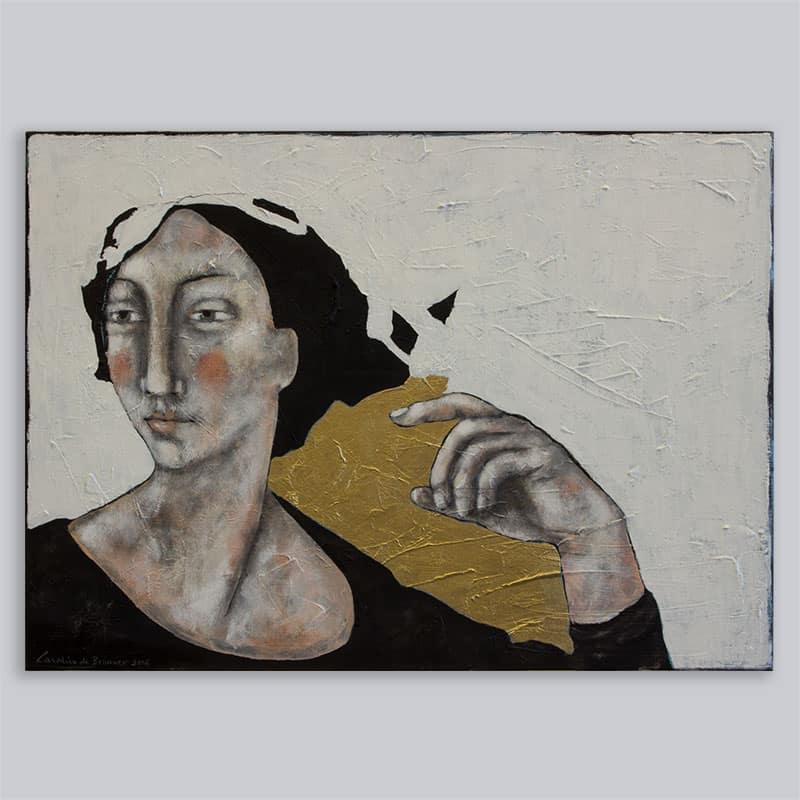 Schilderij Fabuleren
