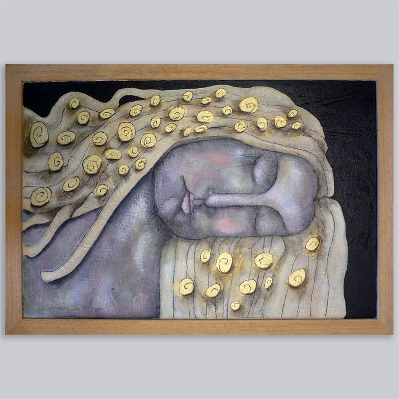Schilderij Fairydust