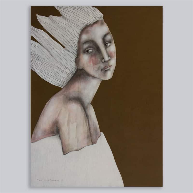 Schilderij Motherlove